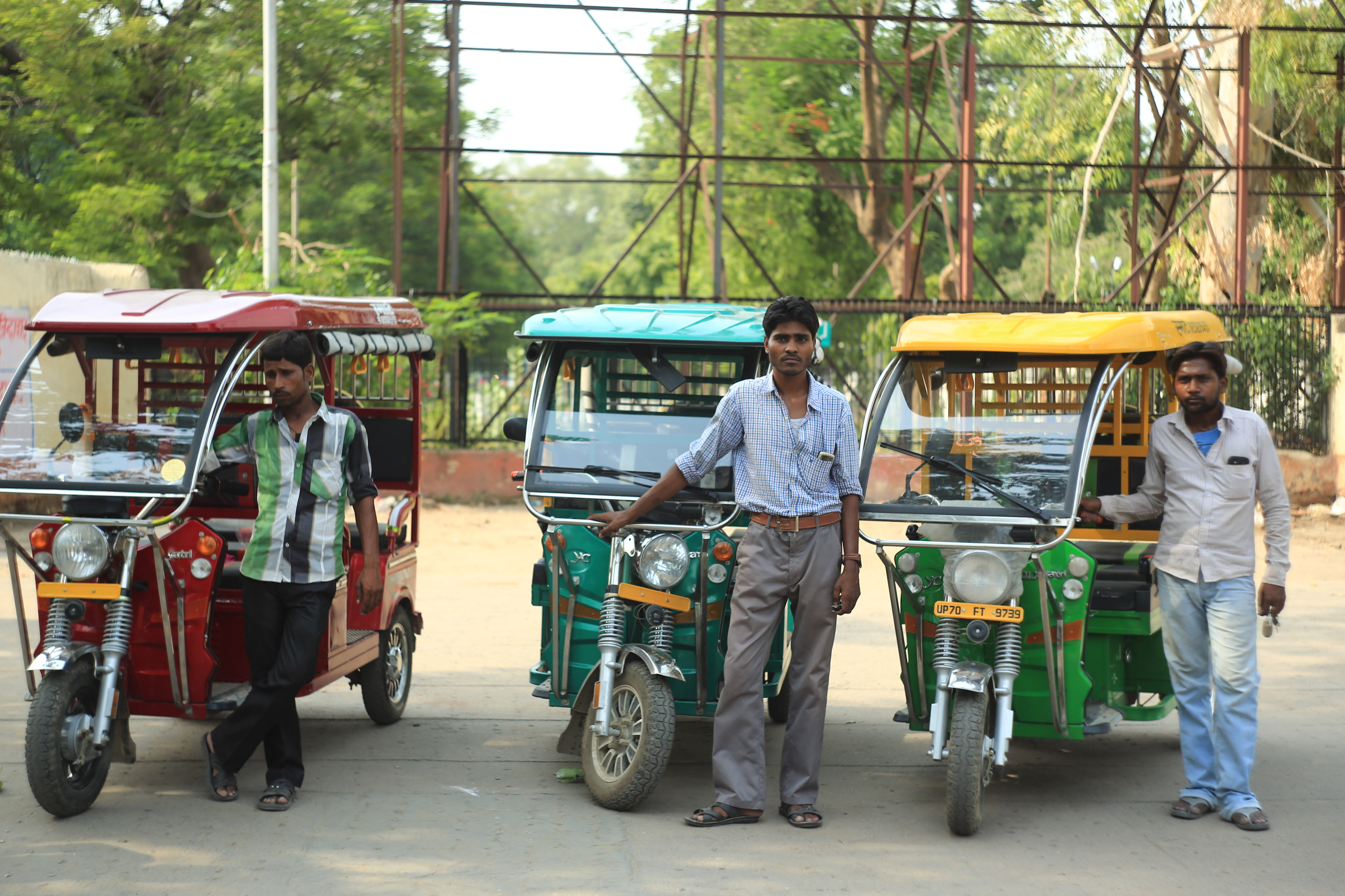 The Better India article on SMV Green